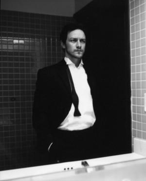 James McAvoy - Mean Magazine Photoshoot - 2007