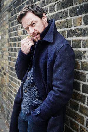 James McAvoy - Men's Journal Photoshoot - 2019