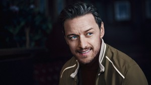 James McAvoy - Mr. Porter Photoshoot - 2017