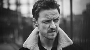 James McAvoy - Mr. Porter Photoshoot - 2017