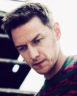 James McAvoy - Nylon Guys Photoshoot - 2014