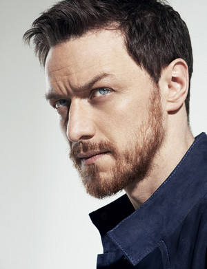James McAvoy - Observer Photoshoot - 2013