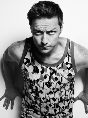 James McAvoy - Out Photoshoot - 2014