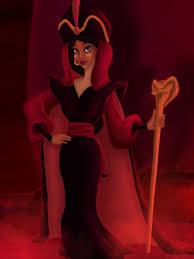 Jasmine As A Villain