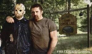 Jason Voorhees & Kane Hodder