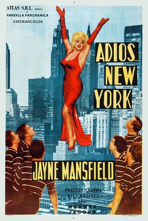 Jayne Mansfield~Adios New York