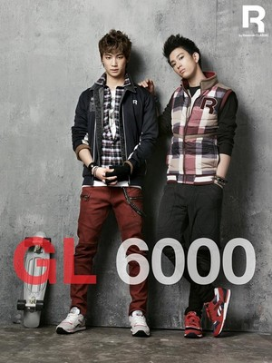 Jb and Jinyoung
