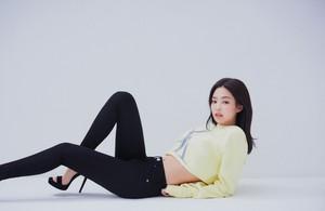 Jennie for Calvin Klein Jeans