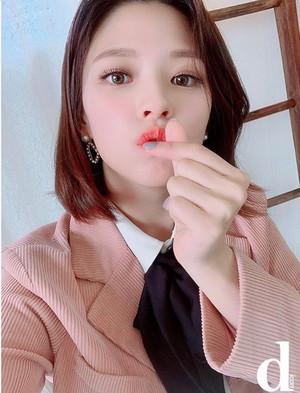Jeongyeon for Dicon