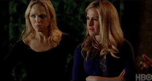 Jessica Hamby and Sookie Stackhouse