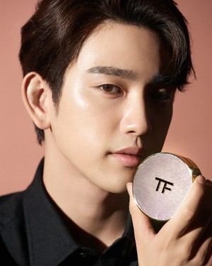 Jinyoung for Tom Ford