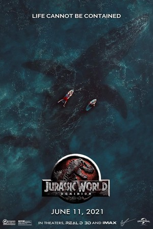 Jurassic World: Domination poster