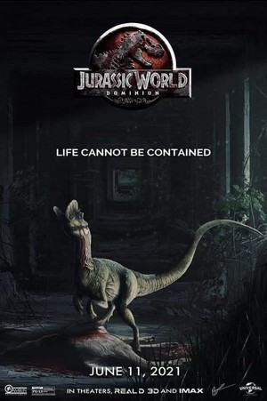 Jurassic World: Domination poster