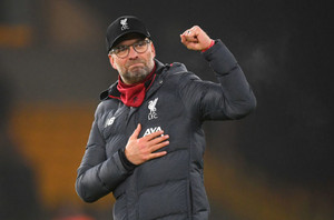 Jurgen Klopp Fantastic Awesome Manager of LFC