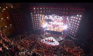 ciuman ~America's Got Talent...February 17, 2020