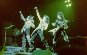 KISS ~Bloomington, Minnesota...February 18, 1983 (Creatures of the Night Tour)
