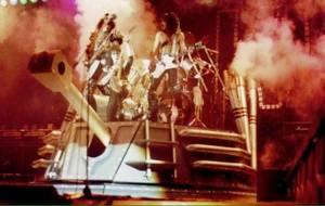 KISS ~Bloomington, Minnesota...February 18, 1983 (Creatures of the Night Tour)