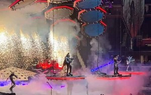 KISS ~Cleveland, Ohio...March 17, 2019 (End of the Road Tour)