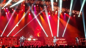 KISS ~Durant, Oklahoma...January 30, 2016 (Choctaw Casino Resort)
