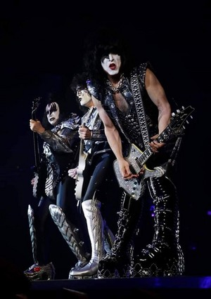 KISS ~El Paso, Texas...March 9, 2020 (End of the Road Tour)