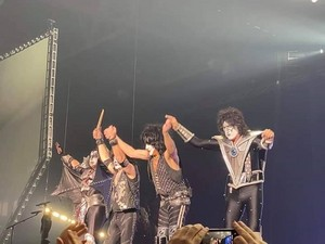 KISS ~Grand Forks, North Dakota...February 22, 2020 (End of the Road Tour)