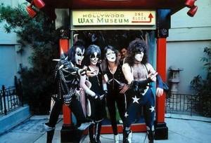 KISS ~Hollywood, California…February 24, 1976 (Grauman's Chinese Theater)