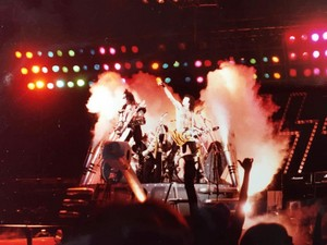 KISS ~Laguna Hills, California...March 25, 1983 (Creatures of the Night Tour)