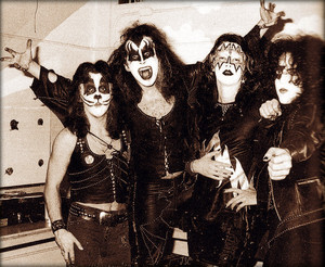 KISS ~Los Angeles, California...ABC in Concert-February 21, 1974 Recording|March 29, 1974  air date