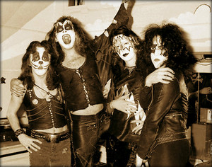 KISS ~Los Angeles, California...ABC in Concert-February 21, 1974 Recording March 29, 1974  air date