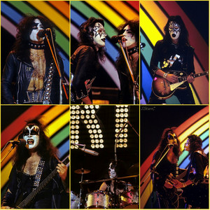 KISS ~Los Angeles, California...ABC in Concert-February 21, 1974 Recording|March 29, 1974 air تاریخ