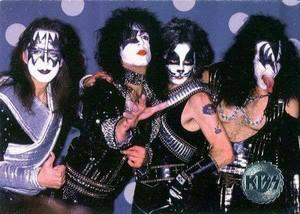 kiss ~Los Angeles, California...February 28, 1996 (38th Annual Grammy Awards)