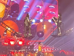 KISS ~Los Angeles, California...March 4, 2020 (End of the Road Tour)