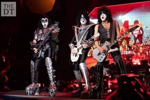 Kiss ~Lubbock, Texas...March 10, 2020 (End of the Road Tour)