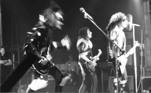 Ciuman ~Mt. Pleasant, Michigan...January 30, 1976 (Alive Tour)
