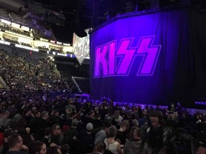 KISS ~Quebec City, Quebec, Canada...April 2, 2019 (End of the Road Tour)