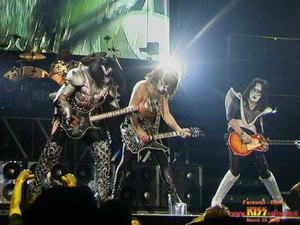 KISS ~Reno, Nevada...March 25, 2000 (Farewell Tour)