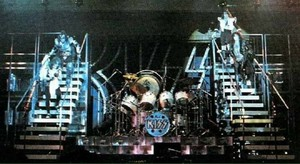 baciare ~Tokyo, Japan...April 4, 1977 Rock and Roll Over Tour)