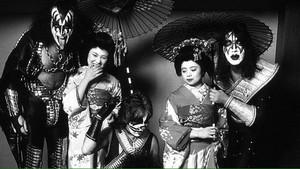 KISS ~Tokyo, Japan...March 24-April 2, 1978 (Alive II Tour)