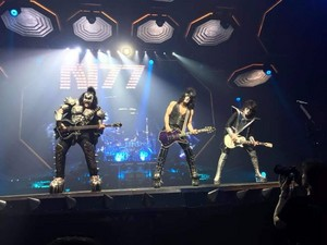 KISS ~Uncasville, Connecticut...March 23, 2019 (End of the Road Tour)