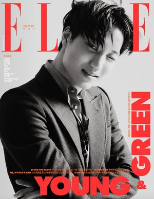 Kai for ELLE