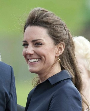 Kate ~ Visit to Darwen, England (2011)