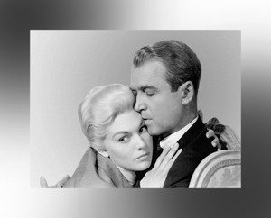 Kim Novak ~Jimmy Stewart