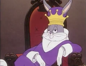 King Bugs Bunny - Bugs Bunny in King Arthur's Court