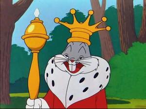 King Bugs Bunny - Rabbit cappuccio