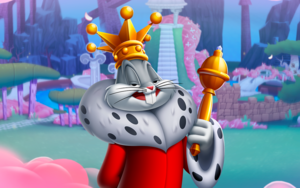 King Bugs Bunny - World of Mayhem