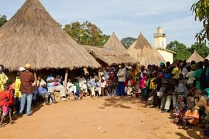 Kissidougou, Guinea