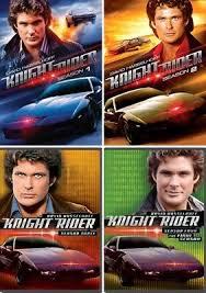 Knight Rider DVD Set