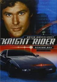Knight Rider On DVD
