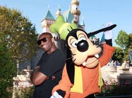 Kobe Bryant And Goofy