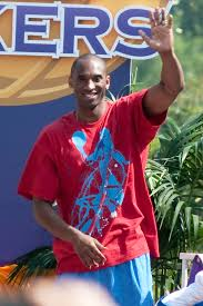 Kobe Bryant Disney Parade